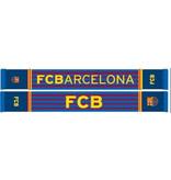 Barcelona FC Sjaal barcelona rood/blauw stripes