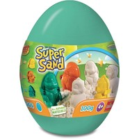 Super Sand Egg Sands Alive: Green