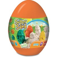 Super Sand Egg Sands Alive: Orange