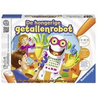 Spel Tiptoi: De hongerige getallenrobot