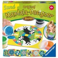 Sand Mandala Designer: Horses