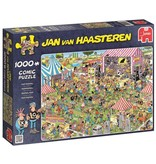 Jan van Haasteren Puzzel JvH:  Popfestival 1000 stukjes