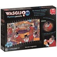 Puzzel Wasgij Mystery 12: Verdachten 1000 stukjes