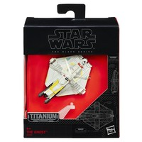 Die-cast vehicle Star Wars:The Ghost