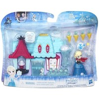 Mini Princess Frozen speelset: Snoepwinkel