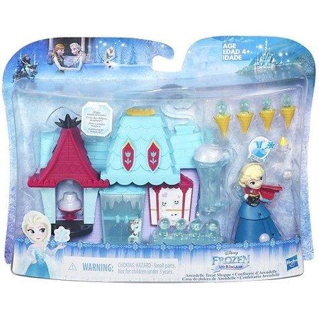 Frozen Mini Princess Frozen speelset: Snoepwinkel