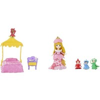 Mini Princess en speelkoffer: Aurore
