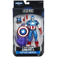 Action figure Captain America 15 cm: Captain