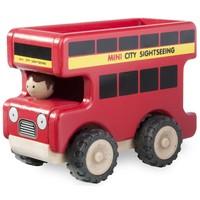 Voertuig Wonderworld Citybus 14x9x11 cm