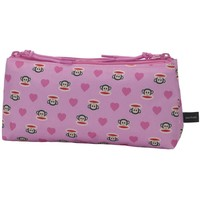 Etui Paul Frank Girls pink 10x21x6 cm