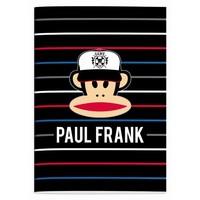 Schrift Paul Frank stripes A4 gelijnd