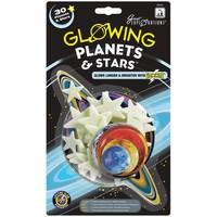 Glow in the Dark sterren: Planets & Stars