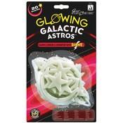 Glow in the Dark sterren: Galactic Astros