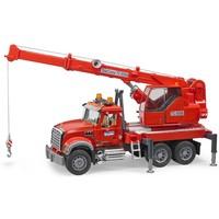 MACK Granite Tip up truck Bruder