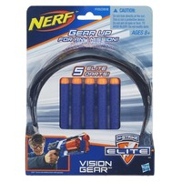N-strike Elite Vision Gear + 5 darts Nerf