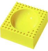 Placematix Ontbijtschaaltje Placematix geel