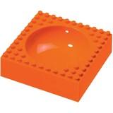 Ontbijtschaaltje Placematix oranje