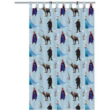 Frozen Gordijn Frozen Group: 250x140 cm