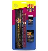 Barcelona FC Schrijfset barcelona stadion: 5-delig