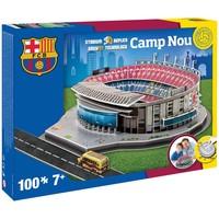 Puzzel Barcelona: Camp Nou 100 stukjes