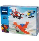 PlusPlus Mini Basic Plus-Plus Vliegmachines: 170 stuks