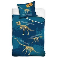 Dekbed Animal Planet dino