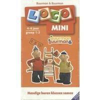 Pakket Loco Mini: Buurman en Buurman