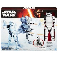 Action vehicle + fig Star Wars: Assault Walker