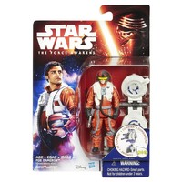 Action figure Star Wars 10 cm: Poe Dameron