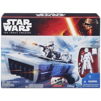 Action vehicle Star Wars: Snowspeeder