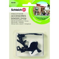 Jumping zadel + teugel Schleich 42123