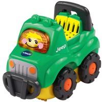 Toet toet auto Vtech Jimmy Jeep