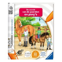 Boek Tiptoi: De wereld van paarden en ponies