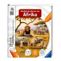 Boek Tiptoi Ontdek de Dieren in Afrika