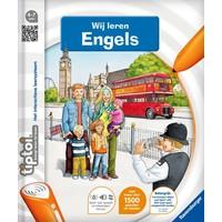 Boek Tiptoi Wij leren Engels lezen Tiptoi