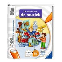 Boek Tiptoi Wereld van de Muziek