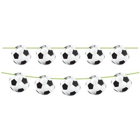 Non-License Vlaggenlijn Soccer Party: 10 meter