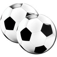 Servetten Soccer Party 31x31 cm: 20 stuks