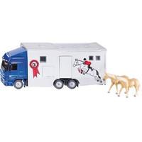 Paardentransporter Blauw Siku
