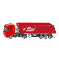 Lorry with trough tipper SIKU