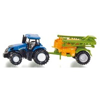 Tractor met veldspuitwagen SIKU