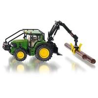 John Deere Bos Tractor Siku