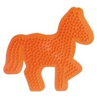 Strijkkralen bord SES paard