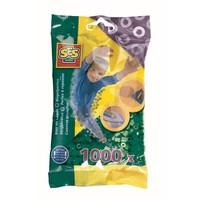 Strijkkralen SES 1000 stuks groen
