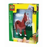 Borduren SES paard
