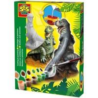Figuren gieten T-Rex SES