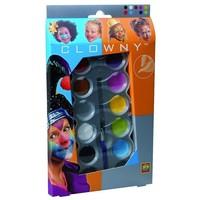 Aquaschmink SES 10 stuks kleur trendy