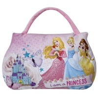 Disney Princess Kussen draagbaar 42x25 cm