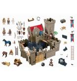 Playmobil Playmobil 6000 Koningskasteel van de orde van de Leeuwenridders
