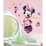 Muursticker Minnie Mouse: 1 vel 46x101 cm